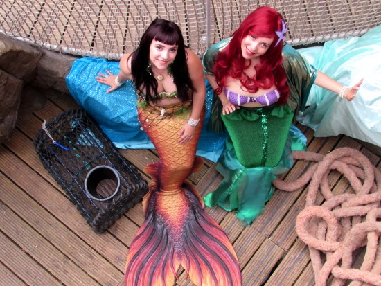 Bristol aquarium mermaids EVENTS