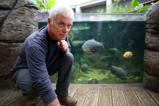 Jeremy Wade at Bristol Aquarium_smaller