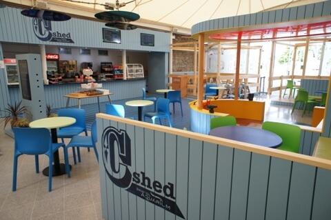 C-Shed Cafe